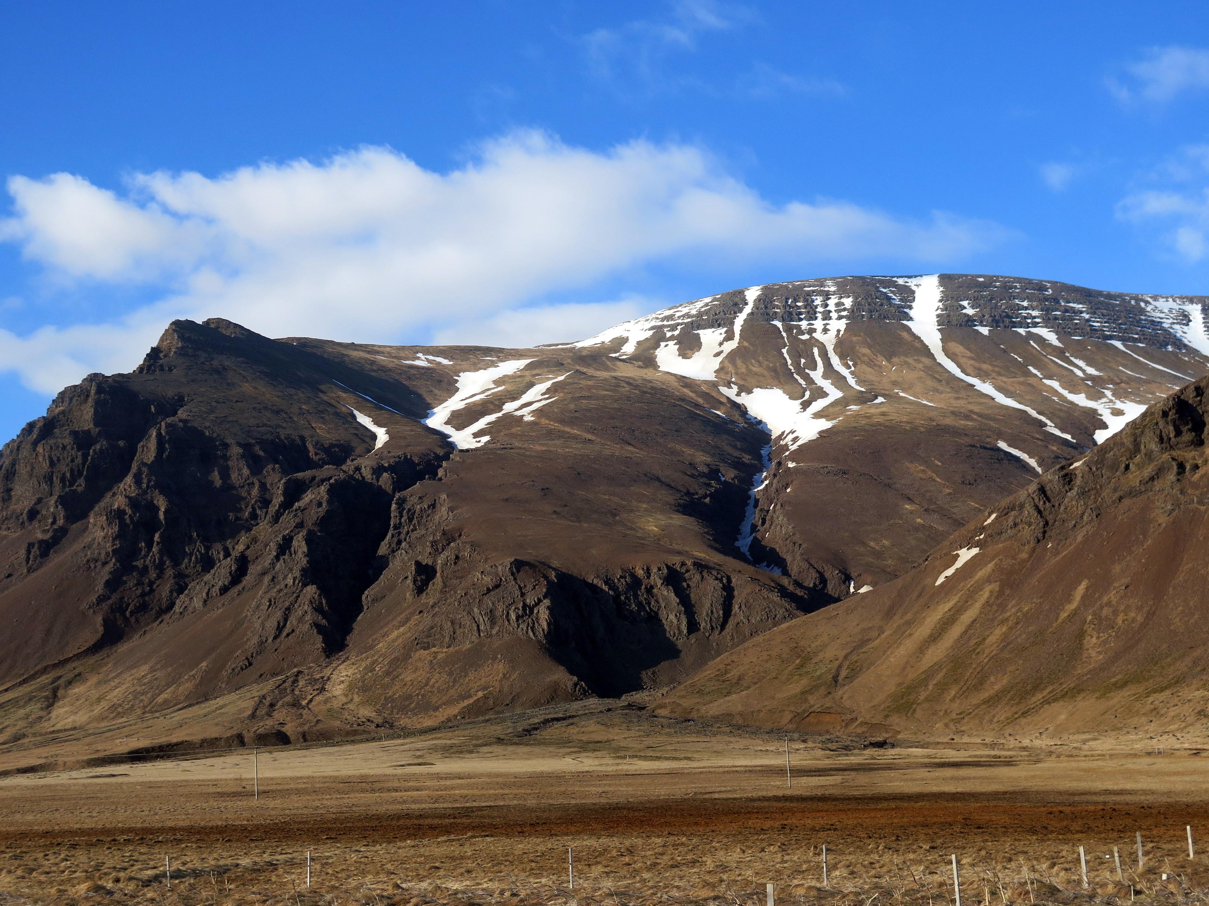 Kerhólakambur in Mt. Esja